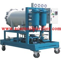 Used Waste Diesel Fuel Oil Purification Plant