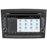 Ouchuangbo Car DVD GPS Stereo for Fiat Doblo Support 3G WiFi Quad Core Android 6.0