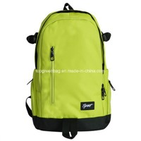 Fashion Trendy Custom OEM Daily Polyester School Backpacks Bags