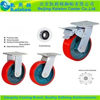 Heavy Duty Kingpinless Casters