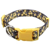Custom Dog Collars with Breakaway Buckle