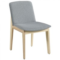 Tori Grey Upholstered Dining Chair
