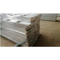 Metal Plank/Steel Walk Board/Scaffolding Hook Plank for Scaffolding System Factory with Hook