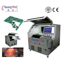 Cut PCB with Laser PCB Depanel Machine, PCB & FPC Depaneling Equipment