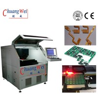 Pcba Fully-Automatic Laser Cutting & Sorting System for FPC