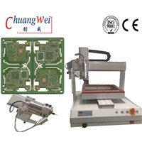 Automatic Routers for PCB Separation, CWD-3A