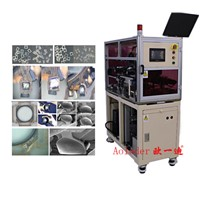 CCD Identification Positionin Selective Laser Soldering Machine for Soldering Tin Wire, CWLS-W