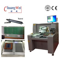 Professional Cutting PCB with CNC Router Machine, PCBa Routing System