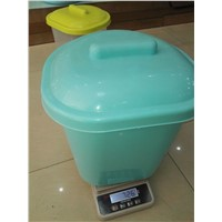 Second Hand Plastic Rice Container Mould, Used Rice Bucket Mould