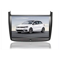 Volkswagen POLO Car Dedicated Large Screen Android DVD Navigator GPS Locator