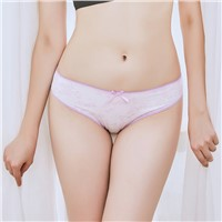 Yun Meng Ni Sexy Underwear Cotton Panties Fancy Printing Girl Briefs