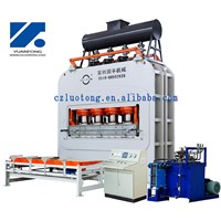 Melamine Laminate Hot Press Machine for Laminate Flooring