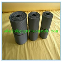 Aluminium Gutter Mesh Roll/Gutter Guards & Protection Mesh