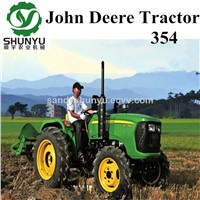John Deere 35hp 4wd Tractor for Sale
