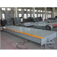 Analog Electronic Weighing Truck Scale / Weighbridge 80t-100t