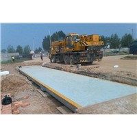 Digital Truck Scale / Weighbridge 80t-100t
