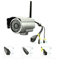 Outdoor 720p Network Wireless Waterproof Camera