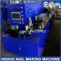 High Performance Coil Nail Making Machine from Professional Manufacture