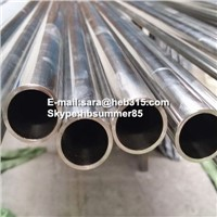 SUS304 Thin Wall Thickness Stainless Steel Press Fit Pipe Stock