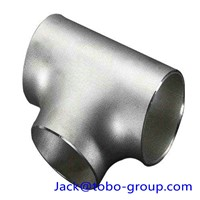 Stainless Steel Equal SCH40 Tee Butt-Welding Pipe Fitting ASTM A403/A403M WP304 1/2'' ASME B16.9