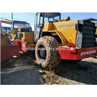 Used Dynapac CA251D CA25D Small Vibratory Road Roller