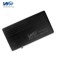 Lithium Battery Powered Mini UPS Power Supply 9V 1A Internet Network Devices UPS for Zte Wireless Adsl Modem Router
