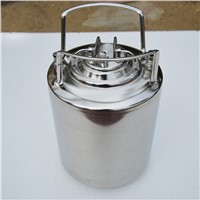 304 Food Hygiene Standard Stainless Steel Beer Keg