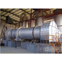 Rotary Incinerator for Waste Management