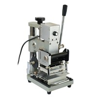 CNJ-90 Manual Hot Stamper Bronzing Machine