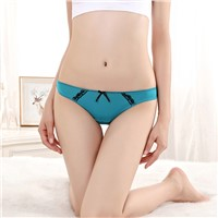 Yun Meng Ni Sexy Underwear Top Elasticity Nylon G-String Girls Sexy Undergarments Women's Thongs
