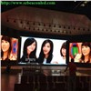 Die Casting Aluminum P4.81 Indoor SMD LED Screen Wall