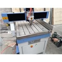 Low Price Router CNC Cutting Machine for Wood/Glass/Plastic/Metal/Advertising CNC Router Engraver