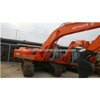 Used Hitachi EX200 EX120 SK200 Japanese Excavator, Secondhand 20 Ton Japan Original Crawler Excavators