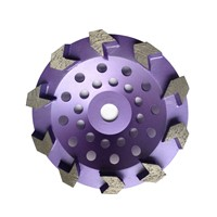 Diamond Cup Wheel Grinding Disc