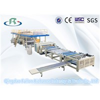 2000mm Single-Face Corrugated Paperboard Making Machine
