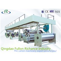 2/3 Layer Corrugated Cardboard Making Machine for Cardboard Paper Manufacturers