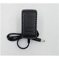 24W AC DC 24V 0.5A Switching Power Adaptor for LED Lighting Strips/Mobile Phone