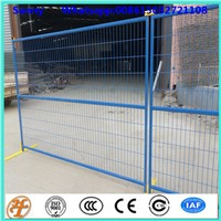 Canada Temporary Fence & Portable Construction Security Fence Panel Hot Sale