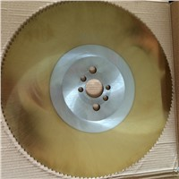 BW Teeth TIN Coating DMo5Co5 HSS Circular Saw Blade