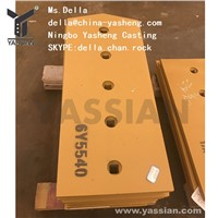 Thickness 30mm 6Y5540 D8 D9 Cutting Edge Loader Edge 100-6666