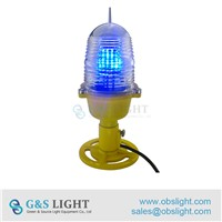 Blue Color Heliport Elevated Taxiway Edge Light/Helipad Lighting