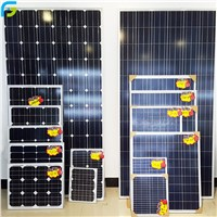 10W Renewable Solar Power Monocrystalline Photovoltaic Solar Panel