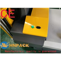 China Professional MR-1 Auto Pallet Robot Wrapper Manufacturer Supplier with CE Testing