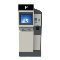 Self-Service POF Parking Payment Machine