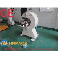 China Semi Auto Orbital Wrapper Manufacturer Supply Auto Orbital Wrapping Machine with CE Seller