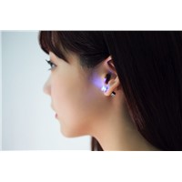 Party Products Ladies & Gentleman Light up Flashing LED Earings