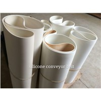 Seamless Silicone Conveyor Belts