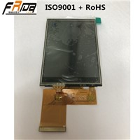 3.2 Inch TFT LCD Module /Screen/Display with RTP Touch Panel & MCU Interface / Resolution 240 * 320