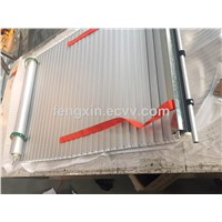 Fire Proofing Equipment Aluminum Roll up Door (Emergency Rescue Truck)