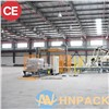 China Fully-Auto Pallet Wrapper + Top Sheet Dispenser Factory Supply Fully-Auto Pallet Wrapper + Top Sheet Dispenser